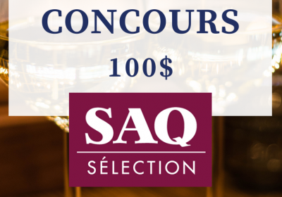 saq 100doll concours 1