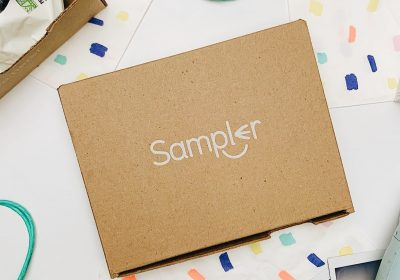 boite sampler echantillons gratuits