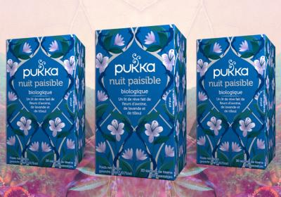 echantillons gratuits pukka sampler