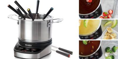 fondue electrique ricardo concours
