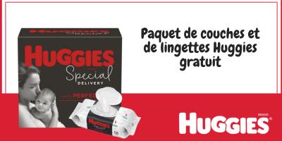 gratuit huggies