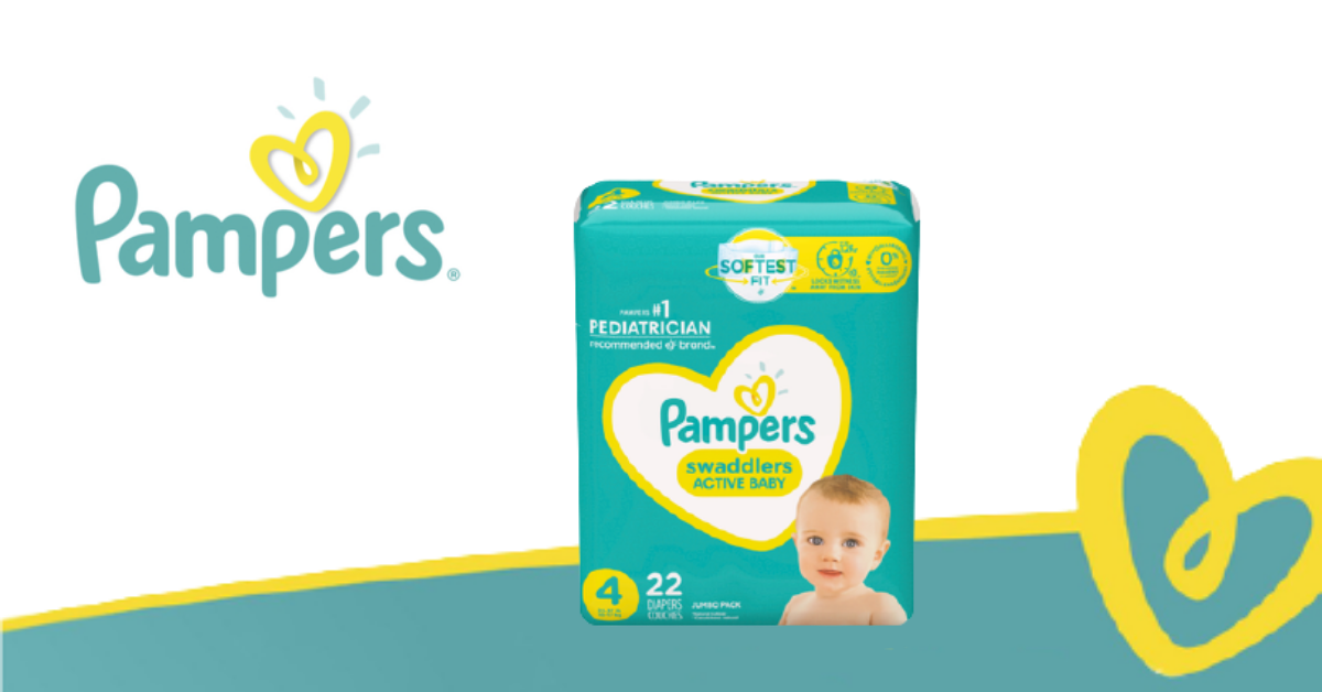 pampers test produits shopper army