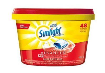 sunlight advanced echantillons gratuits