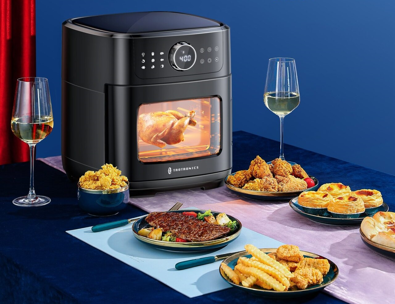 air fryer friteuse concours