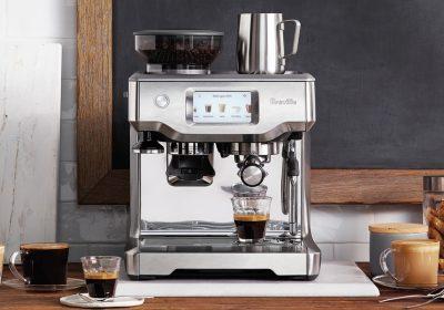 breville espresso machine concours