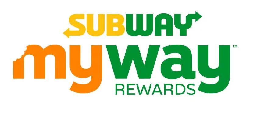 Récompenses avec Subway MyWay
