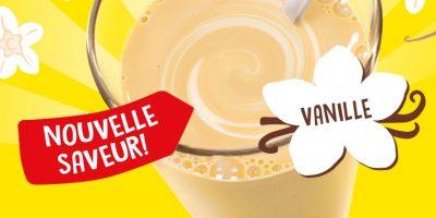 vanille sirop nestle nesquik coupon gratuit