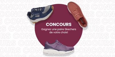 skechers chaussures jeu concours