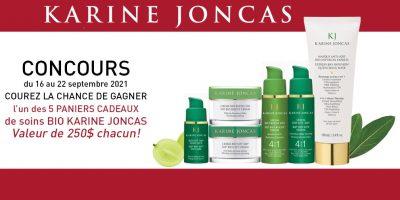 karine joncas concours brunet 1