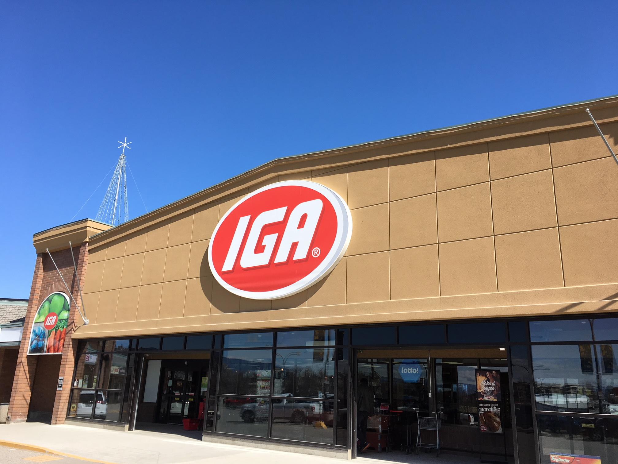 IGA Quebec