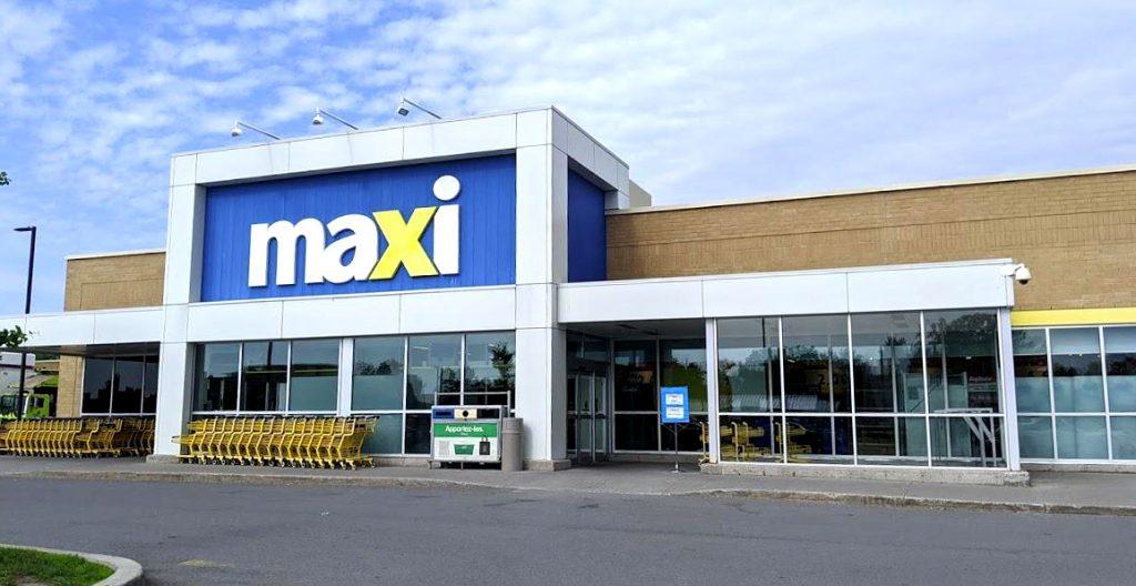 Magasin Maxi Quebec