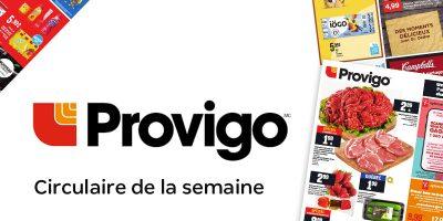 Circulaire Provigo Quebec