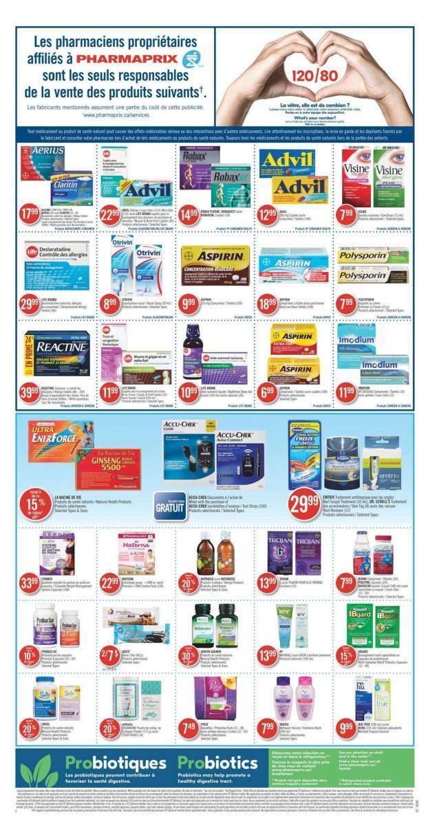 04 - Circulaire Pharmaprix 1 août – 7 août 2020