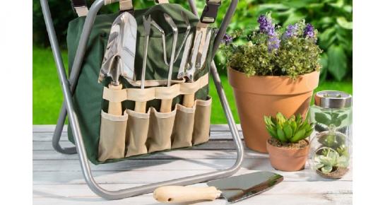 Gagnez un superbe ensemble d\'outils de jardinage • Quebec ...
